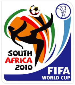 logo coupe monde football 2010 FIFA