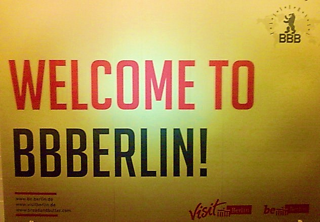bienvenue berlin