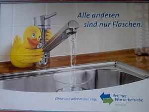 pub eau berlin canard