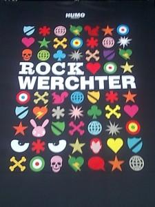 Rock werchter logo