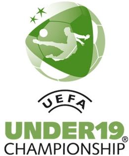 logo uefa euro u19 normandie
