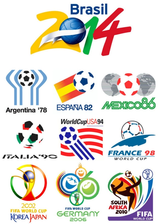 logo coupe monde football