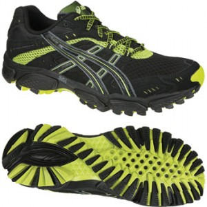 chaussures trail asics gel trail attack 6