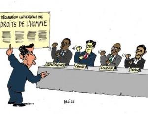droits de l'homme en France