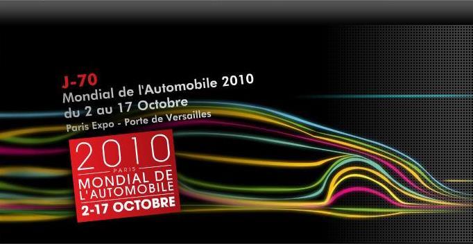 mondial automobile 2010 Paris