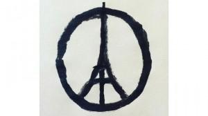 Paix et amour à Paris et dans le monde